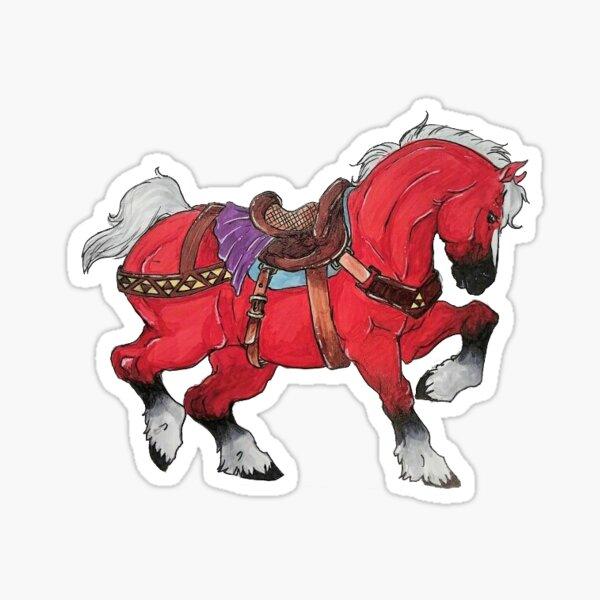 Drafty Epona Sticker