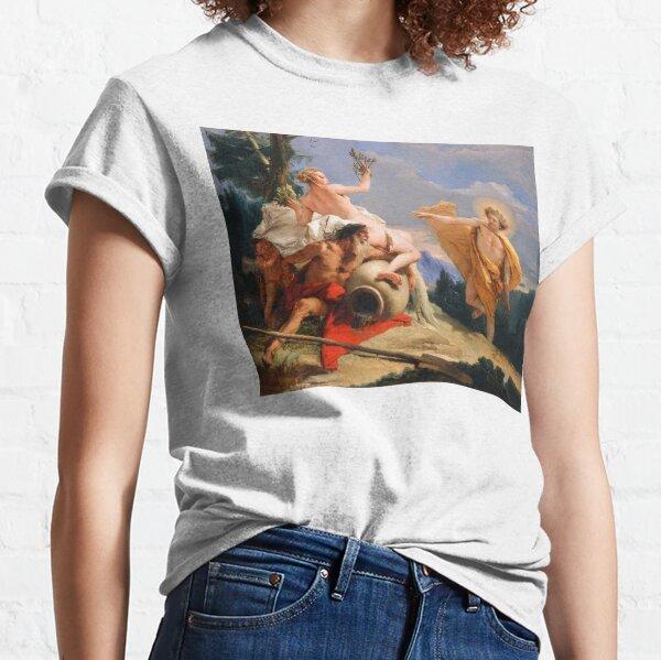 Giovanni Battista Tiepolo. Apollo Pursuing Daphne, 1755-60. Classic T-Shirt