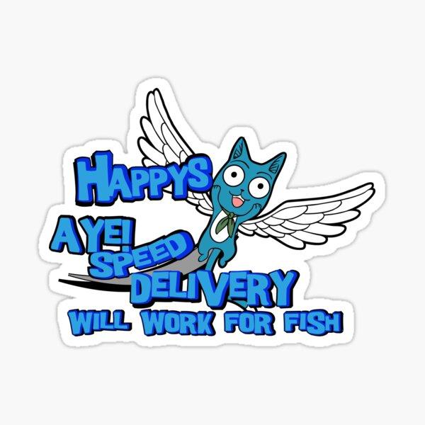Happy Fairy Tale Sticker