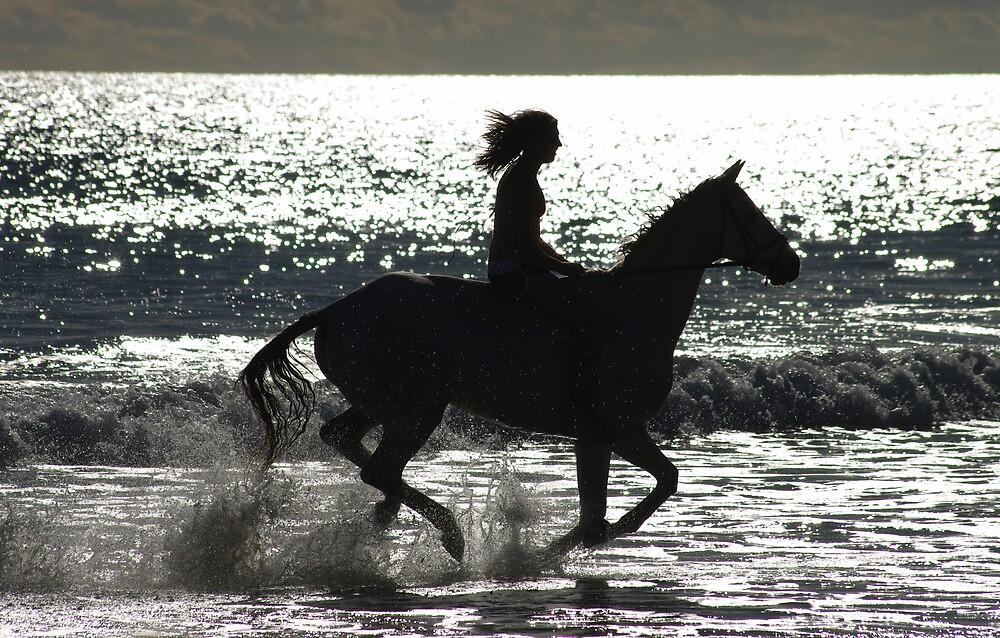 running free by janfoster