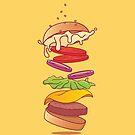 «Mi hamburguesa» de leandrojsj