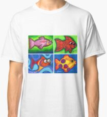 'Java Fish' Classic T-Shirt