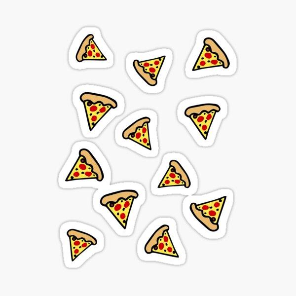 Pizza Pegatina