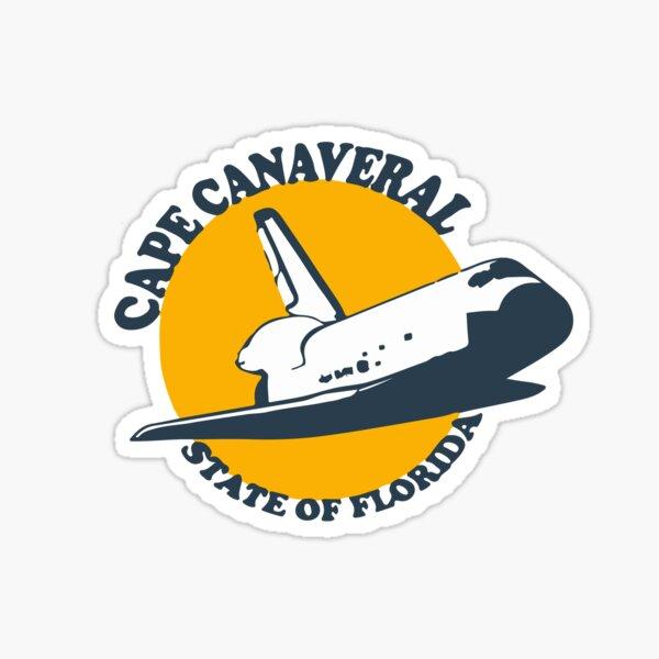 Cape Canaveral Sticker