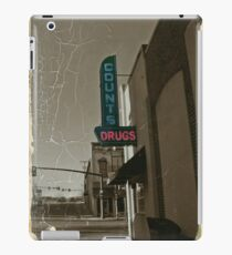 Counting Drugs iPad Case/Skin