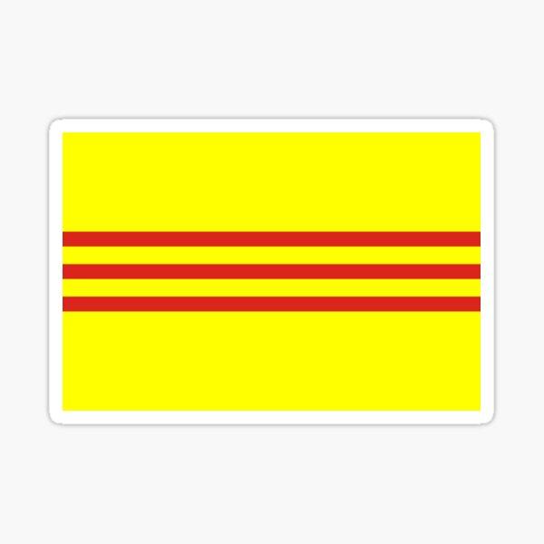 Flag of South Vietnam, 1955-1975 Sticker