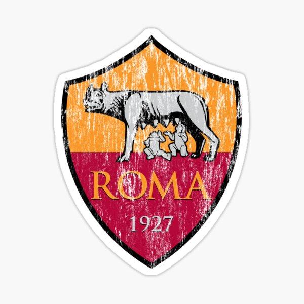 Roma 1927 Distressed Logo - Men's and Women's Sticker