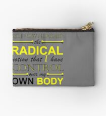 Self-Ownership Quip Studio Pouch