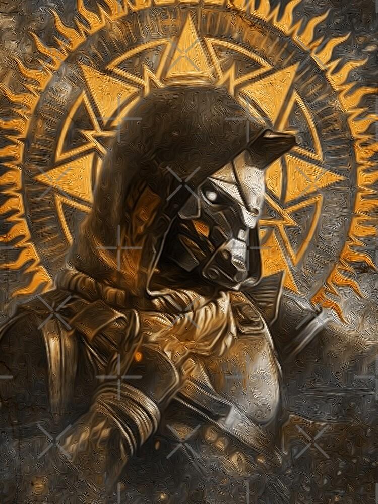 Hunter Legend by ZuleYang