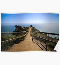 Muir Beach Overlook Poster