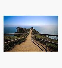 Muir Beach Overlook Photographic Print