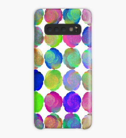 Space snowballs #fractal art Case/Skin for Samsung Galaxy