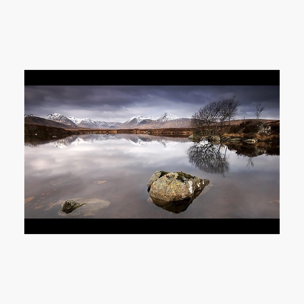 Rannoch Moor Photographic Print