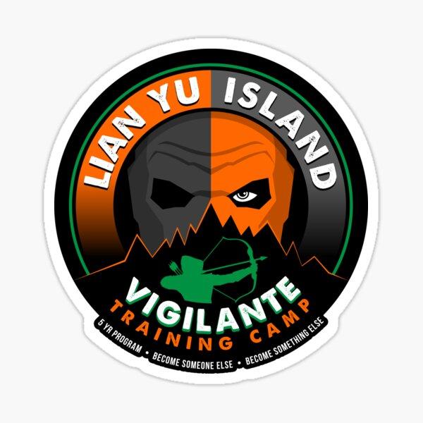 Vigilante Training Camp Sticker Version Sticker
