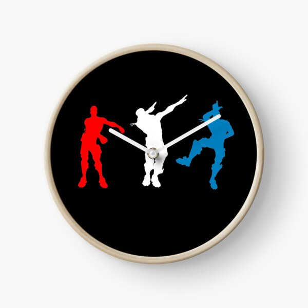 Floss Dance Gaming Gift Clock