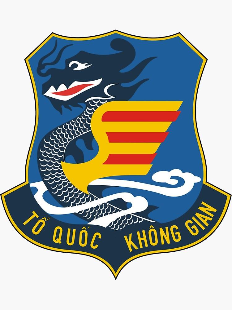 Emblem of South Vietnam Air Force  by abbeyz71