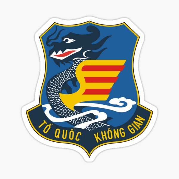 Emblem of South Vietnam Air Force  Sticker