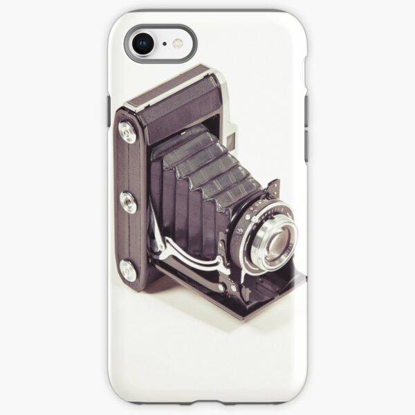 Fotografie - alte analoge Kamera in Perspektive/oben iPhone Robuste Hülle