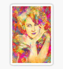 Norma Shearer Sticker