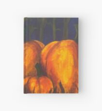 Pumpkins Hardcover Journal
