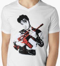 Della Presley Men's V-Neck T-Shirt