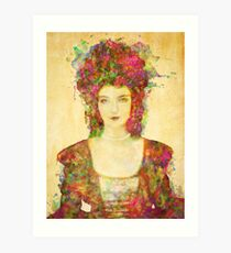 Lillian Gish Art Print