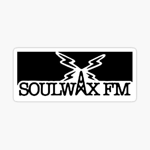 Soulwax FM GTA V Grand Theft Auto radio online Sticker