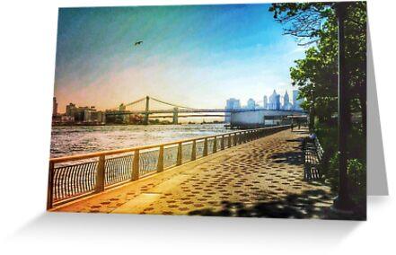 New York City by cjordan211
