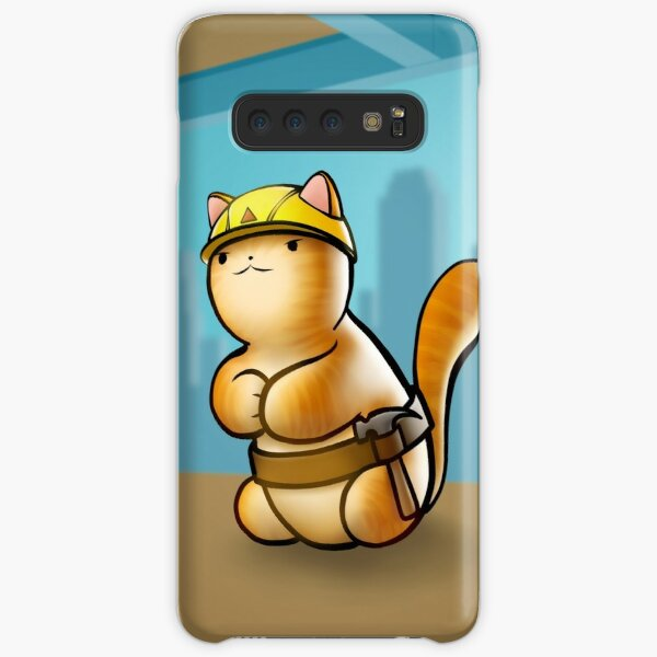 Geology Cat Samsung Galaxy Snap Case
