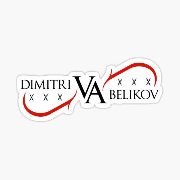Vampirakademie - Dimitry Belikov Sticker