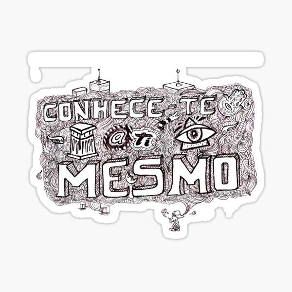 Know Yourself Sticker