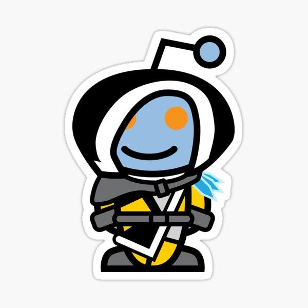 Cryptarch Snoo Sticker