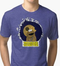 Wookiee Monster... Tri-blend T-Shirt