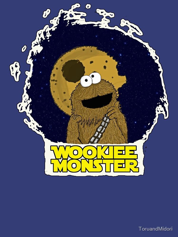 Wookiee Monster... | Unisex T-Shirt