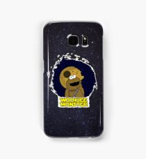 Wookiee Monster... Samsung Galaxy Case/Skin