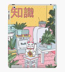 Maneki-Pflanzen iPad-Hülle & Klebefolie