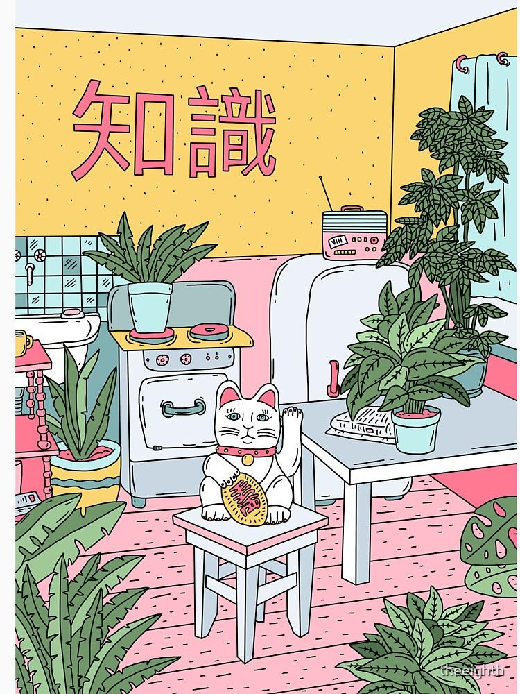 Maneki-Pflanzen von theeighth