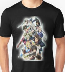 Tales of Xillia 2 - Mystic Arte Cut-ins Unisex T-Shirt