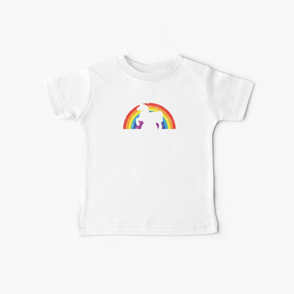 Unicorns Are Born In May Shirt Birthday Month Gift Tee Baby T-Shirt