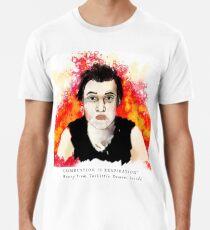 "The Little Demons Inside - Henry ""Combustion is respiration"" Men's Premium T-Shirt"