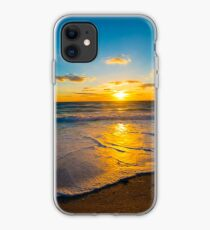 Venice beach Florida Sunset iPhone Case