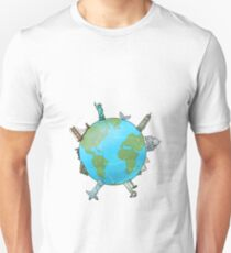 Travel fever Unisex T-Shirt