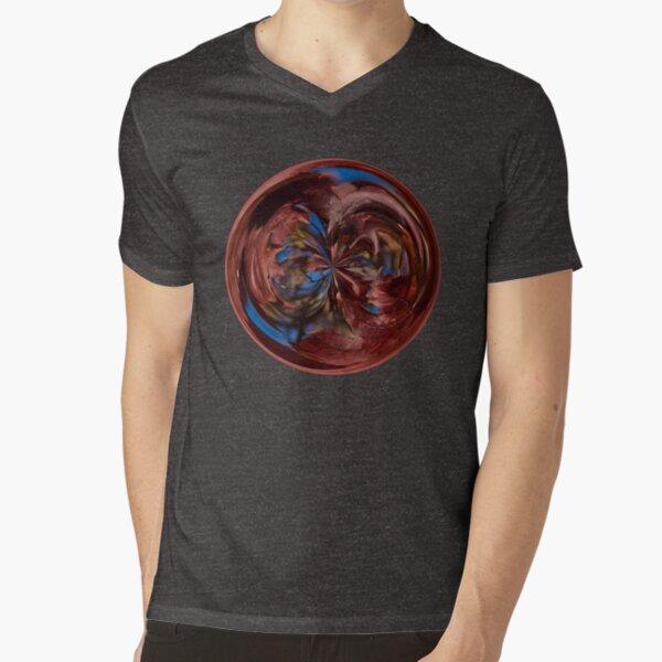 Orb 3 V-Neck T-Shirt