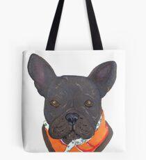 Princess Marmite - Little French Bulldog - Frenchie Tote Bag