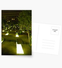 Fountains Among Fountains Postcards