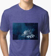 Lionfish Shipwreck Tri-blend T-Shirt