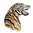 Tiger Totem by Free-Spirit-Meg