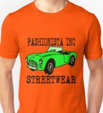 Fashionista Auto Green Unisex T-Shirt