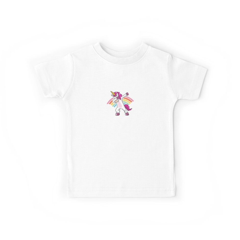 Unicorns Are Born In October Shirt Birthday Month Gift Tee von haselshirt