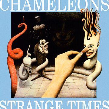 Chameleons by SRAGLLEST